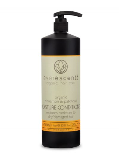 Everescents Cinnamon & Patchouli Organic Conditioner