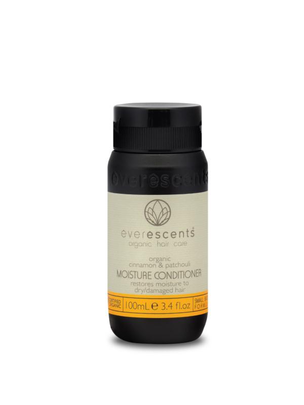 Everescents Cinnamon & Patchouli Organic Conditioner