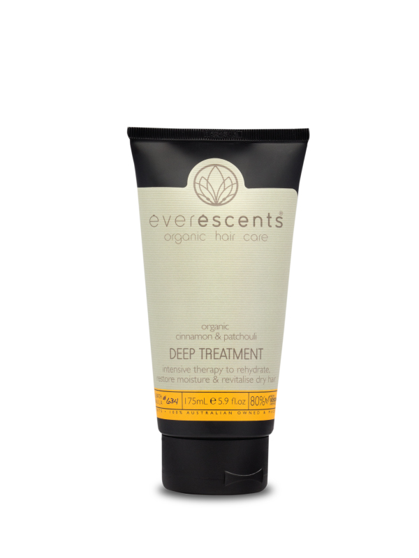 Everescents Cinnamon Patchouli Organic Deep Treatment