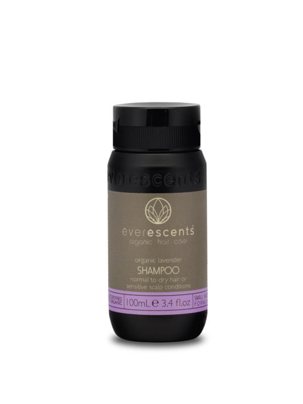Everescents Lavender Organic Shampoo
