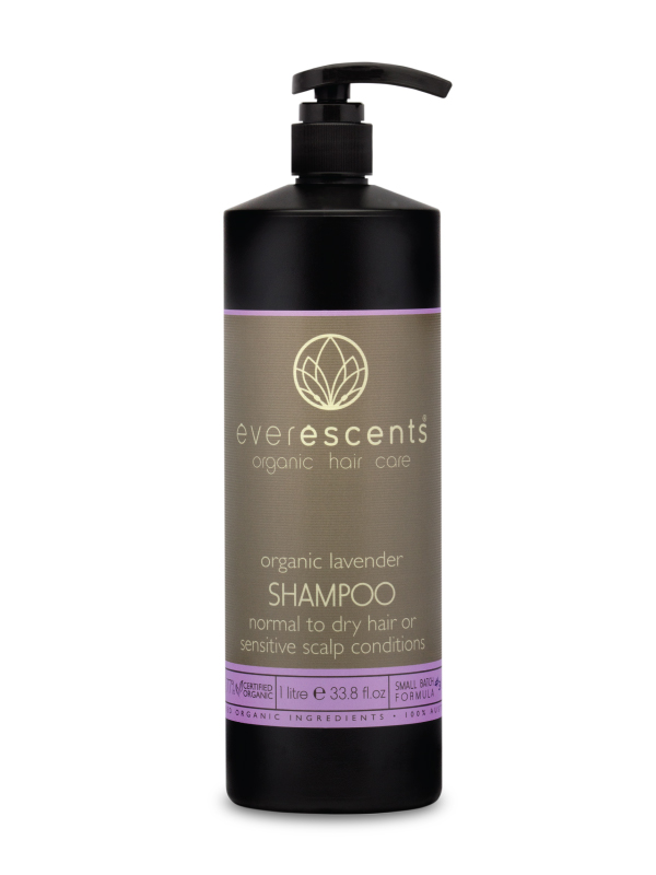 Everescents Lavender Organic Shampoo