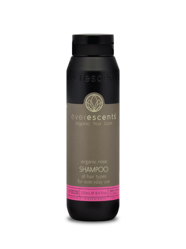 Everescents Rose Organic Shampoo
